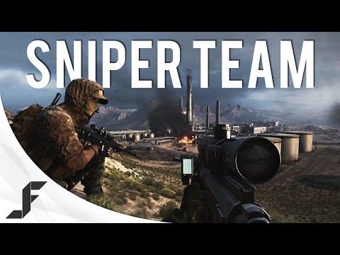 Sniper Team - Battlefield 4