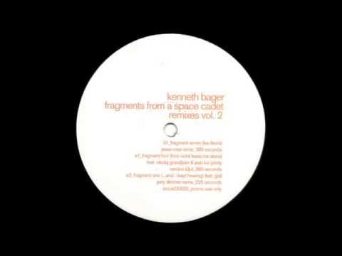 Kenneth Badger - Fragment Four (Love Won't Leave Me Alone) - Idjut Boys Remix