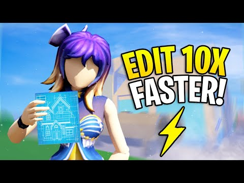 How To EDIT FASTER In Strucid *EDIT ON RELEASE*