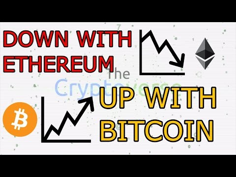Why I'm Short Ethereum and Long Bitcoin (The Cryptoverse #117)