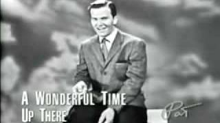 PAT BOONE A WONDERFUL TIME UP THERE.
