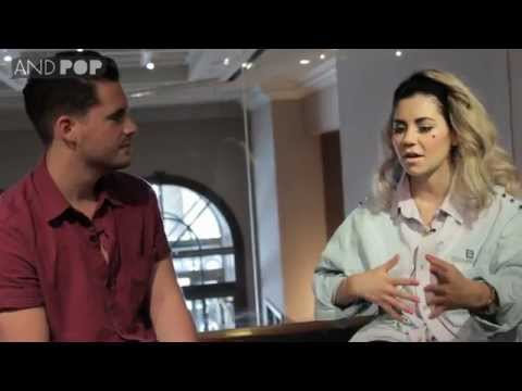 Marina and The Diamonds Interview: life with a little drama