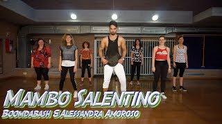 Download Mambo Salentino - Boomdabash, Alessandra amoroso by Lessier Herrera Zumba Mp3 and Videos