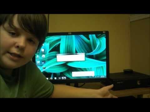 HP 19 900p LCD Monitor With 5 Ms Response Time L1908WM Unboxing And Review