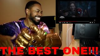 THE BEST ONE!! Honest Trailers   Avengers Infinity War REACTION