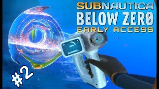 LOOK AT THESE CRAZY FISH | Subnautica - Below Zero | Early Access | Part 2