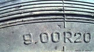 Маркировка грузовых шин для