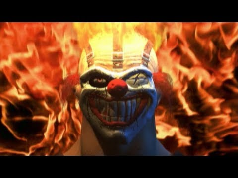 Sweet Tooth (Needles Kane) - Twisted Metal: Black