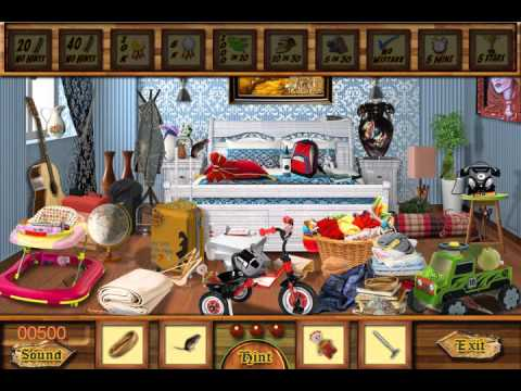 Untidy Free Find Hidden Objects Games Youtube