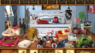 Untidy   Free Find Hidden Objects Games