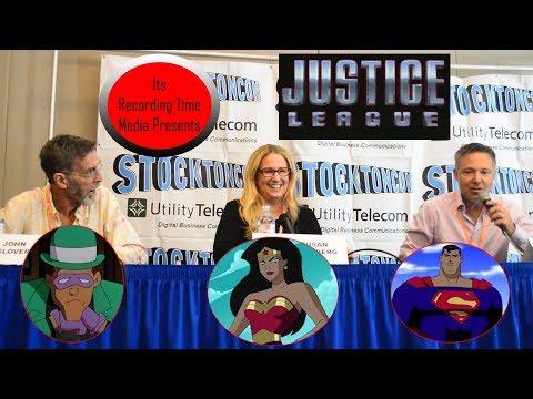 StocktonCon 2019: Justice League Panel