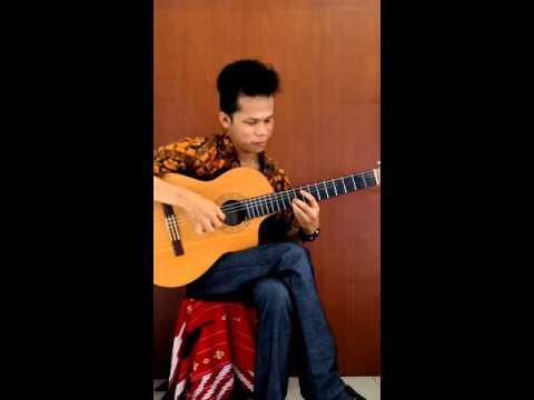 Lagu Batak MANDAR NI DAINANG.....Guitar Cover Desmon M Siburian