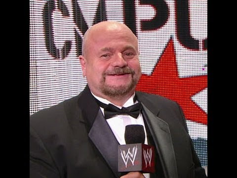 Howard Finkel returns as CM Punk's personal ring announcer
