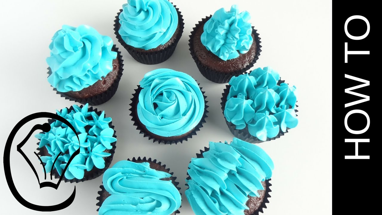 How To Use 1m Piping Tip 8 Ways By Cupcake Savvy S Kitchen