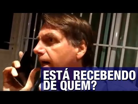 Bolsonaro humilha jornalista do grupo UOL/Folha de São Paulo em telefonema e grava tudo; veja