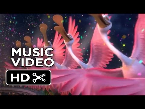 Rio 2 Music Video - What Is Love (2014) - Jamie Foxx Animated Sequel HD