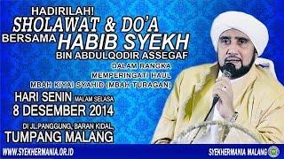 Jadwal Habib Syech Bulan Desember 2014