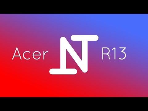 Wide Review - Test de l'Acer R13, un Chromebook en 2017