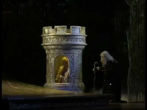Into the Woods OBC - Part 14 - Rapunzel