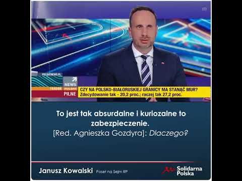 Janusz Kowalski  o kuriozalnej decyzji Europejskiego Trybunału Praw Człowieka!
