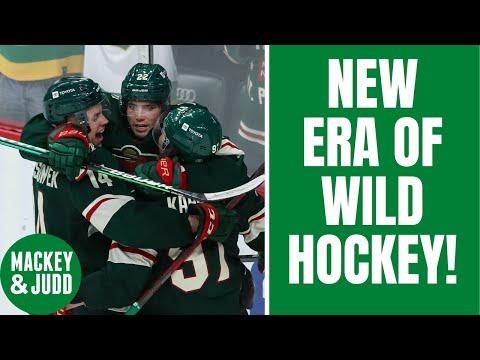 A new era of Minnesota Wild hockey