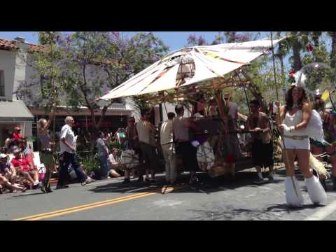Santa Barbara Summer Solstice Parade 2013