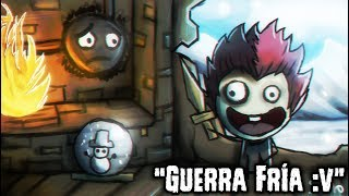 GUERRA FRÍA = ¡NIEVE Y HIELO! :vv #ElRetrasito | Little Inferno #9