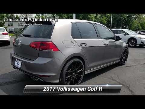 Used 2017 Volkswagen Golf R 4-Door DSG w/DCC/Nav, Quakertown, PA 20171657