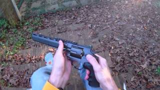 Honest Review: The Black Ops Exterminator BB Revolver