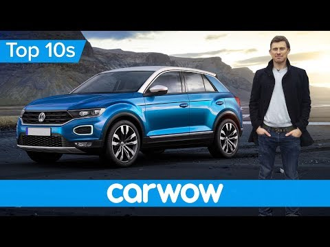 All new VW Polo SUV the T Roc Revealed Top 10s