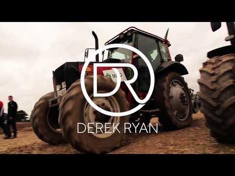 Derek Ryan -  Friends With Tractors (Official Video)