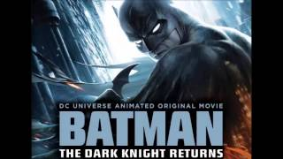 2. Bruno - Christopher Drake (Batman: The Dark Knight Returns OST)