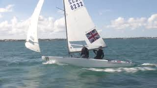 Star Sailing lesson with Nick Thompson & Steve Mitchell