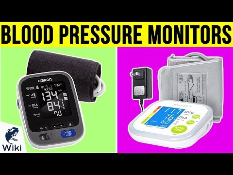 10-best-blood-pressure-monitors-2019