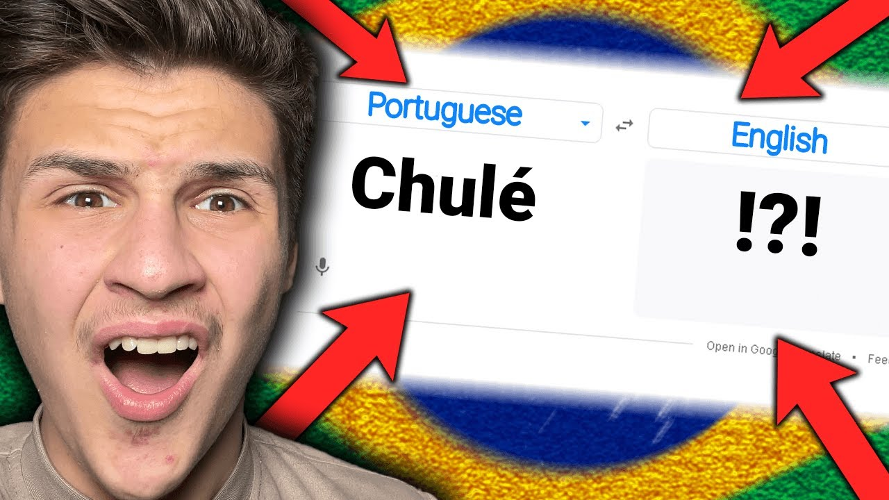 Learning Portuguese Words that DON'T EXIST in English !
