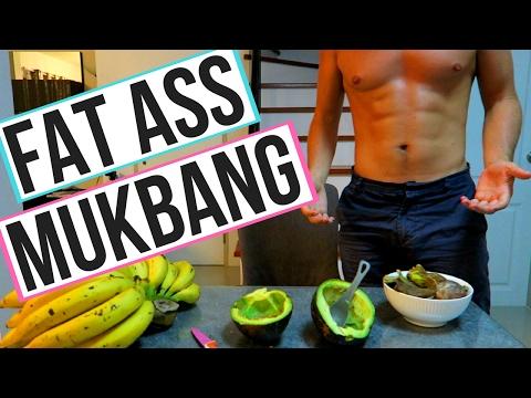 FAT BOY AUTHENTIC THAI FOOD MUKBANG DINNER