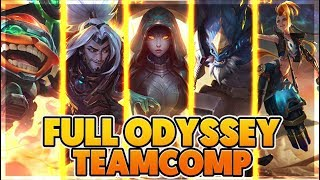 *NEW SKINS* RIOT MADE THE BEST ULTIMATE COMBO TEAM EVER - BunnyFuFuu