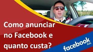 Como Anunciar no Facebook? Quanto custa? Bate papo com Samuca da Samuca Webdesign