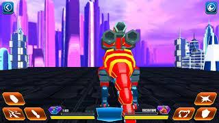 Super Transformer Robot Dinosaur Build and Fight Gameplay HD Part  7