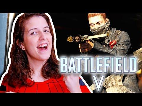 BATTLEFIELD V: MÉDICA ÉPICA! 💉 (PS4 PRO) thumbnail