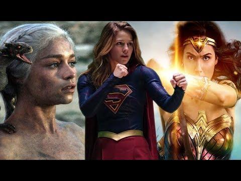 Wonder Woman, Supergirl & Daenerys    Unstoppable