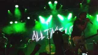 All Time Low - Oh, Calamity! (live) @ The Circus, Helsinki 16.2.2014