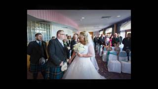 Beancross wedding, Falkirk - Stacey + John
