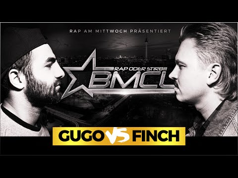 BMCL RAP BATTLE: GUGO VS FINCH (BATTLEMANIA CHAMPIONSLEAGUE)