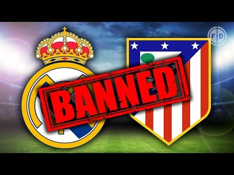 OFFICIAL: Real & Atletico Madrid BANNED For Two Transfers Windows! | Internet Reacts