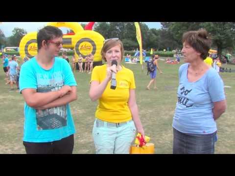 Der ANTENNE VORARLBERG - Badespaß 2015 im Rheinauen in Hohenems Video3