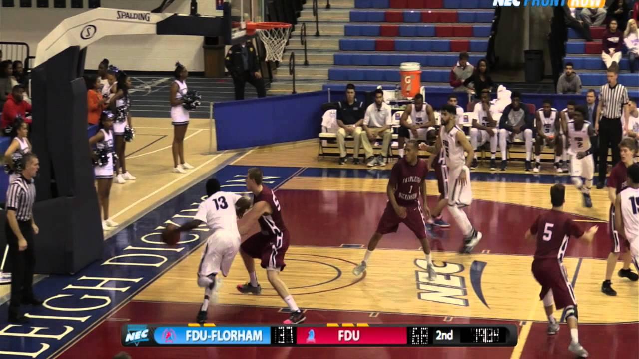 FDU Men's Basketball vs. FDU Florham - Highlights - YouTube