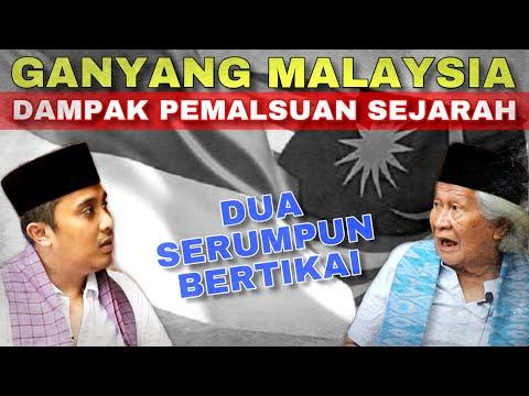 GEGEERR !! Ternyata Konfrontasi Indonesia - Malaysia Terjadi Akibat Penipuan Sejarah