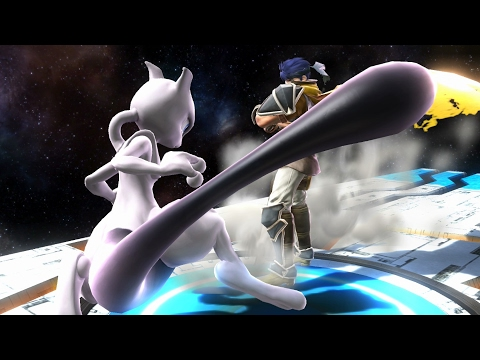 Mewtwo But Attacks With Tail Only (Mod-Pack In Description)