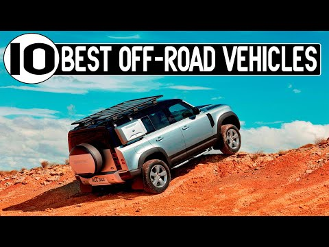 Top 10 best 4x4s and off-road Vehicles 2020